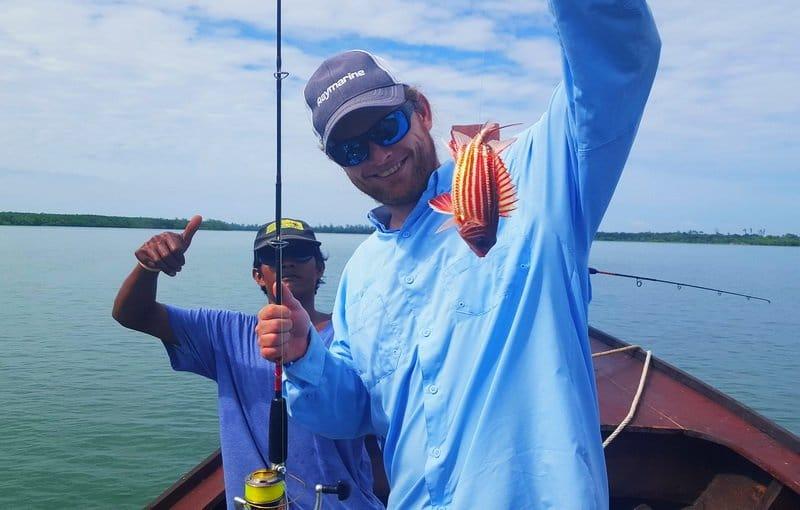 Mangrove Fishing & Relaxing Adventure