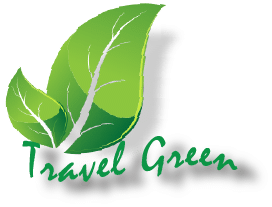 Travel Green Eco Tourism Logo
