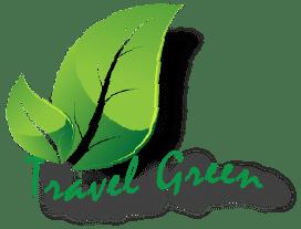 Travel Green Eco Tourism Logo