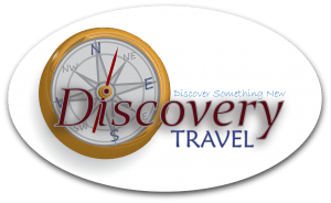 Discovery Travel Logo