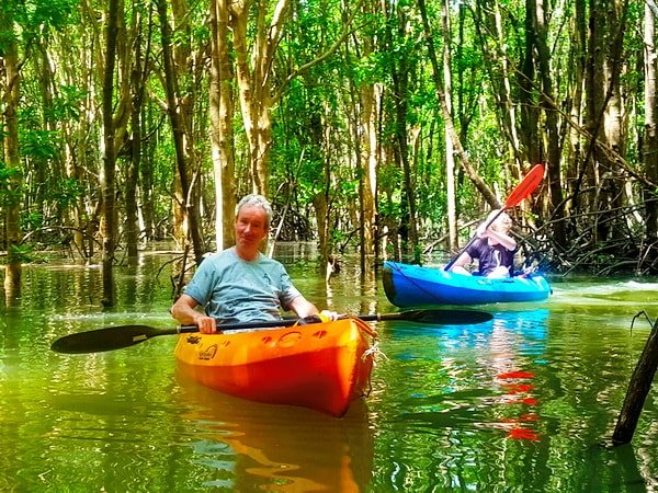 Khao Lak Tours In the Mangroves