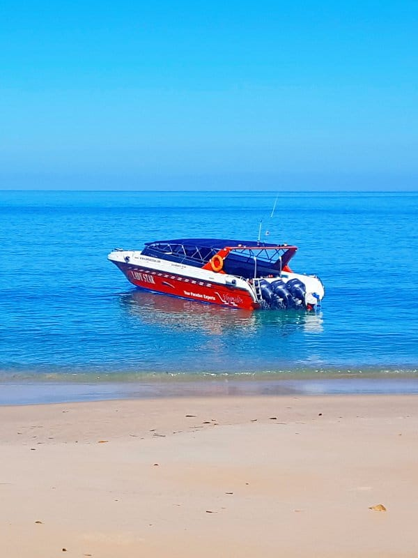 Speedboat charter from Khao Lak Thailand