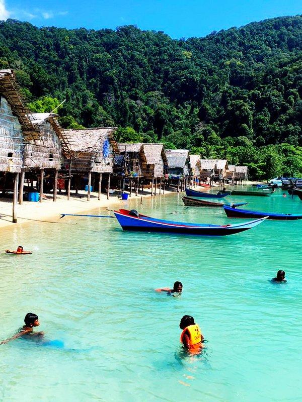 Mu Ko Surin National Park Thailand