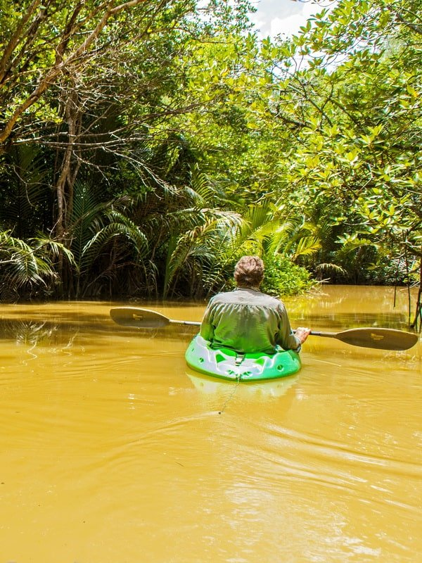 Kayaking in Khao Lak