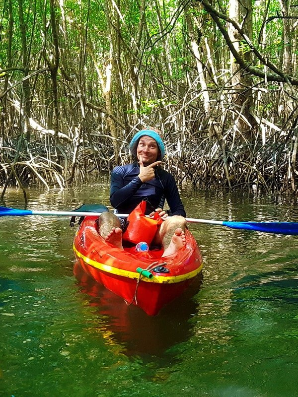 Kaho Lak kayaking Tour