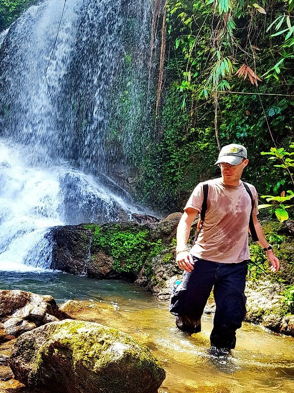 Khao Lak waterfalls