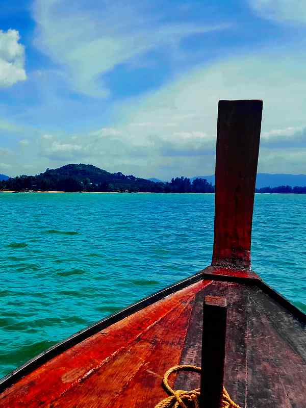 Khao Lak Boat Trips