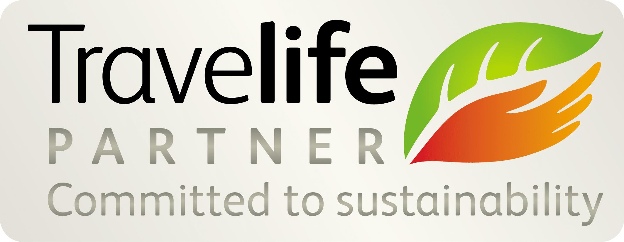 Travelife Partner Certified